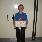 Black Belt Shane Knappert