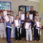 White and Red Belts