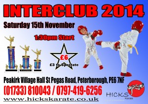 Interclub No 6 - 15th November