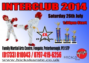 Interclub No 5 - 26th July 2014